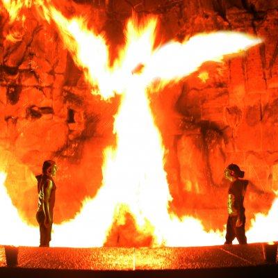 Evil Flames - Feuerengel ü