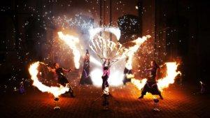 Event Feuershow