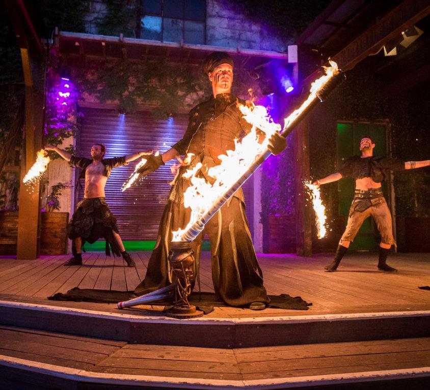 Köln | Gamescom: Shadow of War – Party | 2017