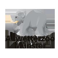 Logo Kunden Allwetterzoo Münster, NRW