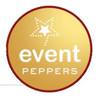 Event Peppers Logo Künstler Agentur