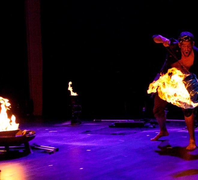 Komet im Theater Reutlingen