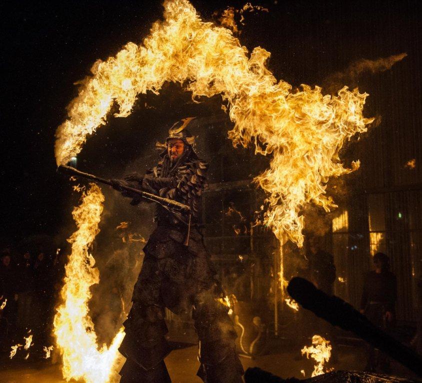 Reutlingen | Theater DIE TONNE: Die FeuerReise | 2018