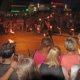 Feuershow in Iserlohn