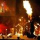 Feuerspucken in Siegen