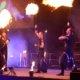 Feuershow in Siegen