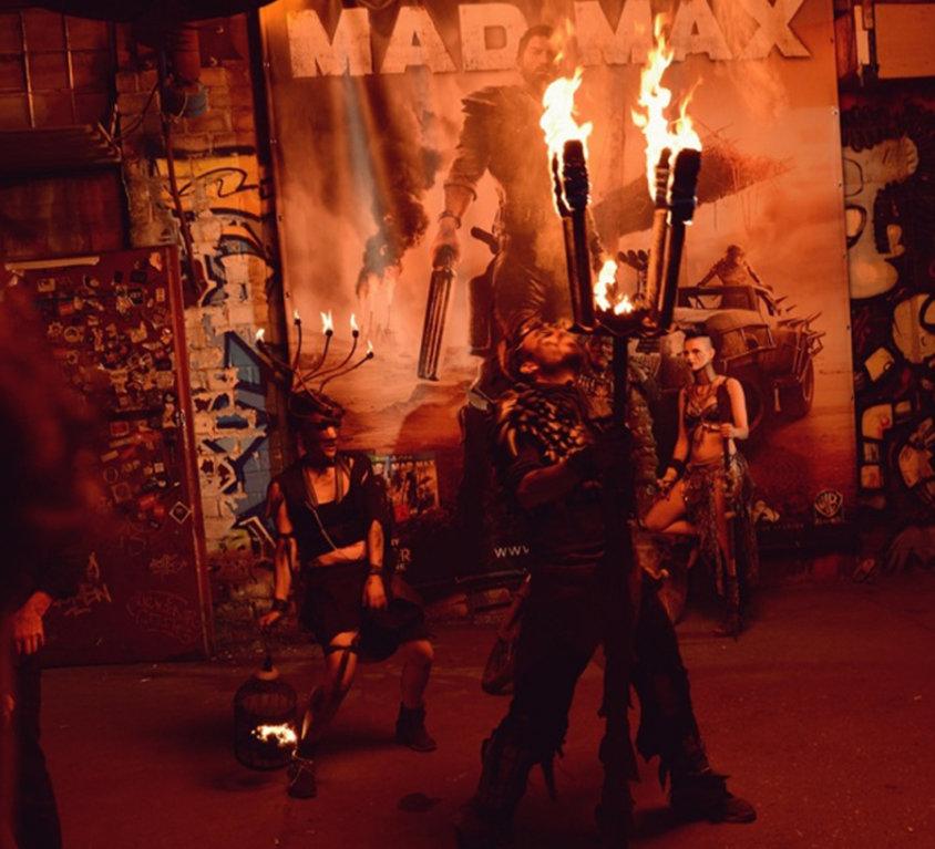 Köln | Odonien: Madmax-Party | 2015