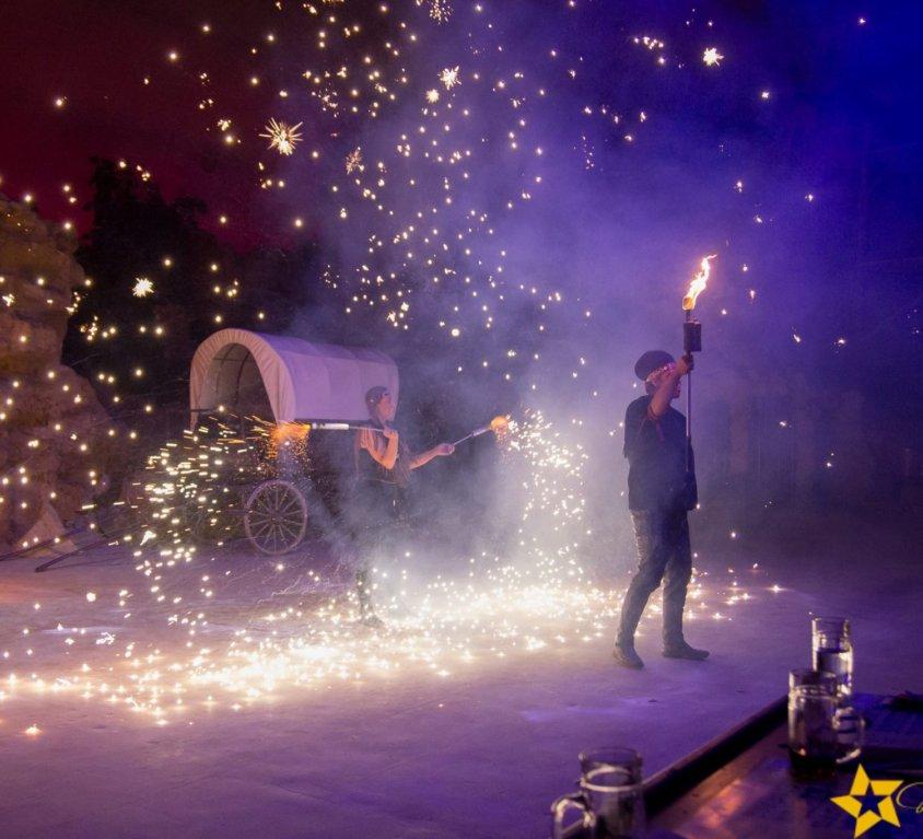 Lennestadt | Dinnershows: Elspe Festival / Karl May Festpiele | 2016