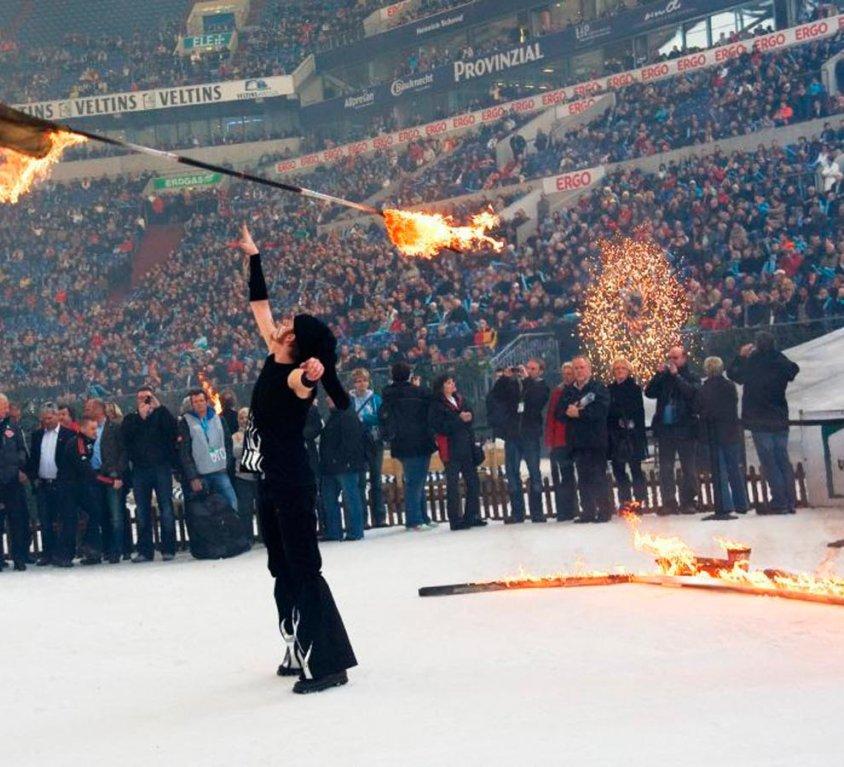 Gelsenkirchen-Schalke | ODLO Biathlon WTC: Veltins-Arena | 2011