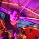 Drummer in Grefrath beim Romantischen Weihnahctsmakrt