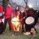 Unsere Crew in Grefrath beim Romantischen Weihnahctsmakrt