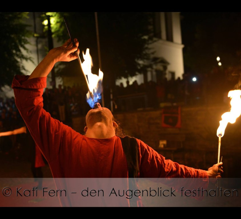 Solingen | Wald leuchtet: Theatertage | 2015